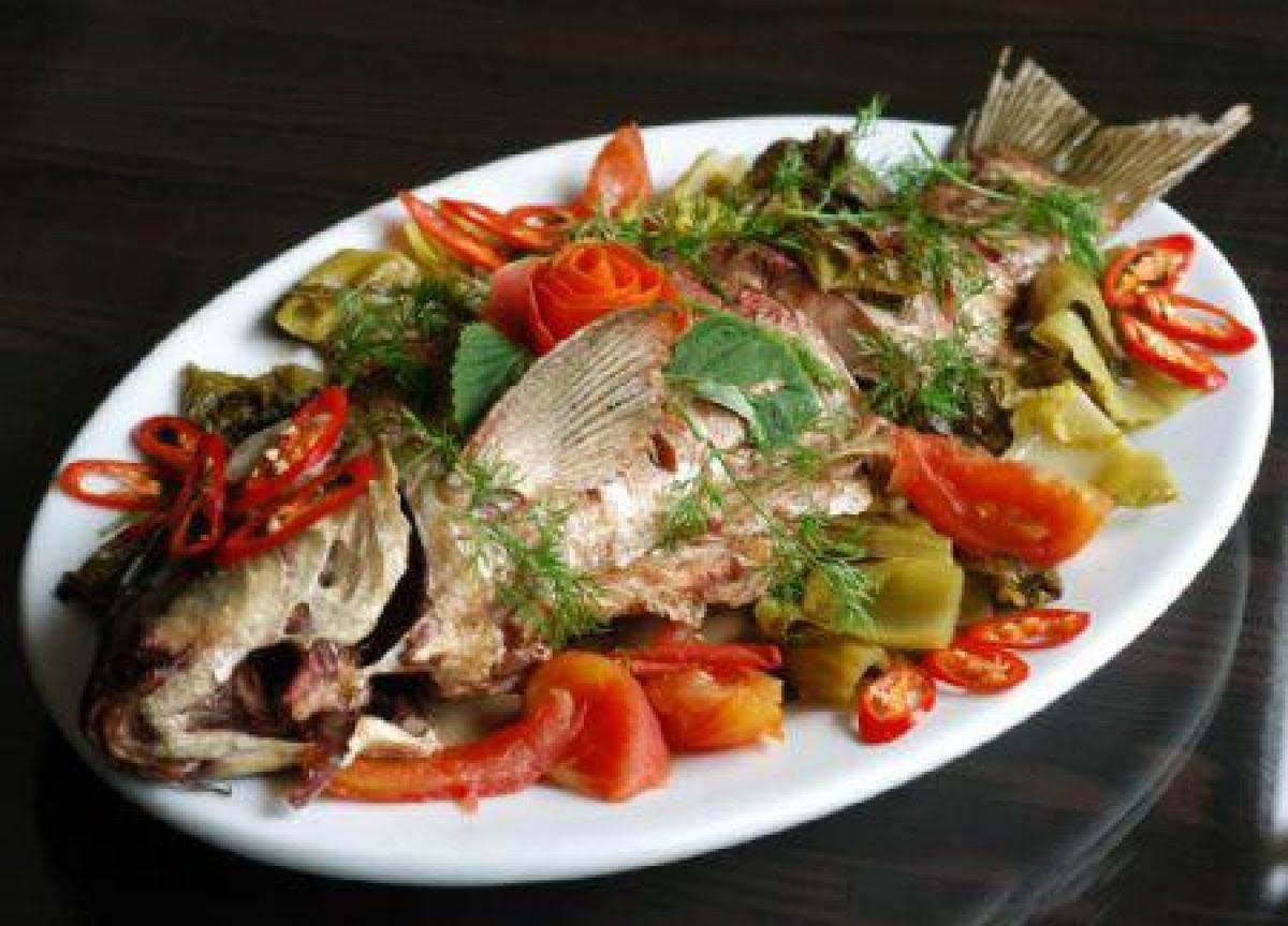 Món ăn phải được trang trí bắt mắt, hấp dẫn được người dùng