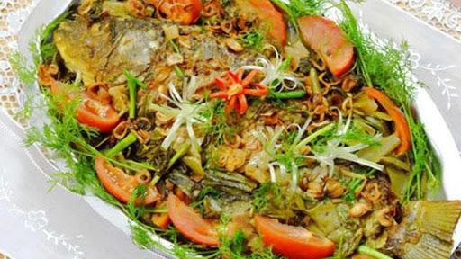 Có nhiều cách chế biến cá chép ngon bổ dưỡng