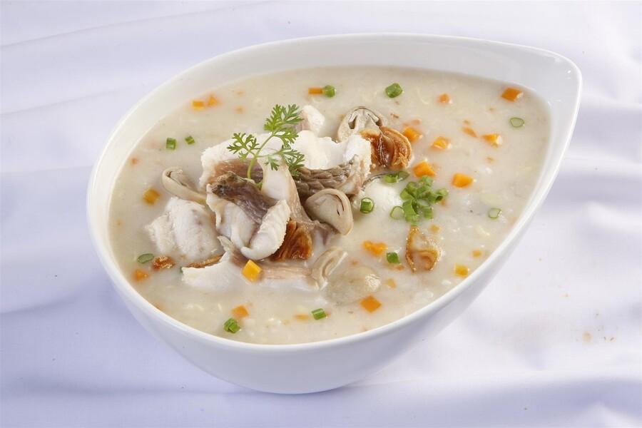 Món cháo cá chép thơm ngon