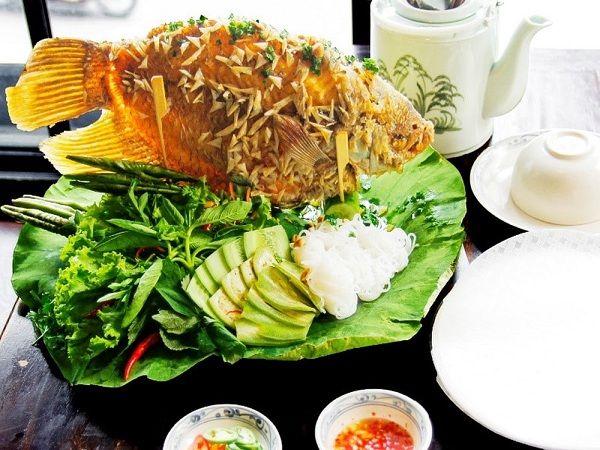 Lựa chọn cá dày đều để món ăn được ngon nhất