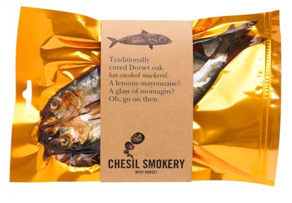 Đóng gói cá nướng bằng giấy bạc