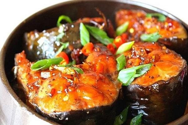 Món cá chép kho riềng thơm ngon, bổ dưỡng